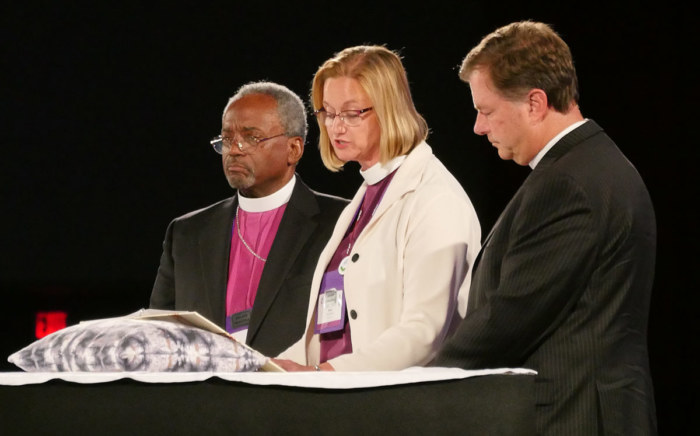Follow 79th General Convention in Austin