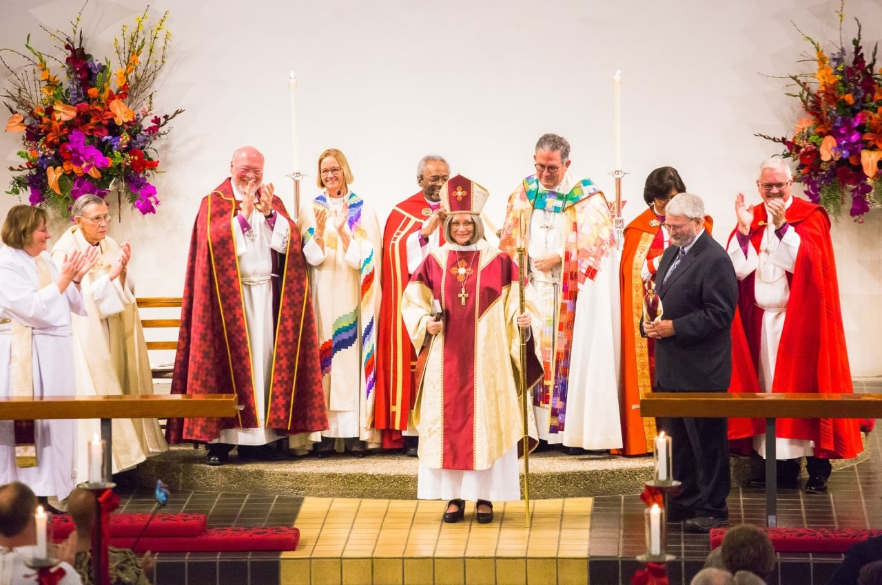 Bishop Lucinda Ashby Consecration